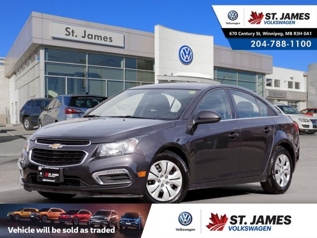 Pre-Owned 2015 Chevrolet Cruze 1LT *** AS TRADED ***