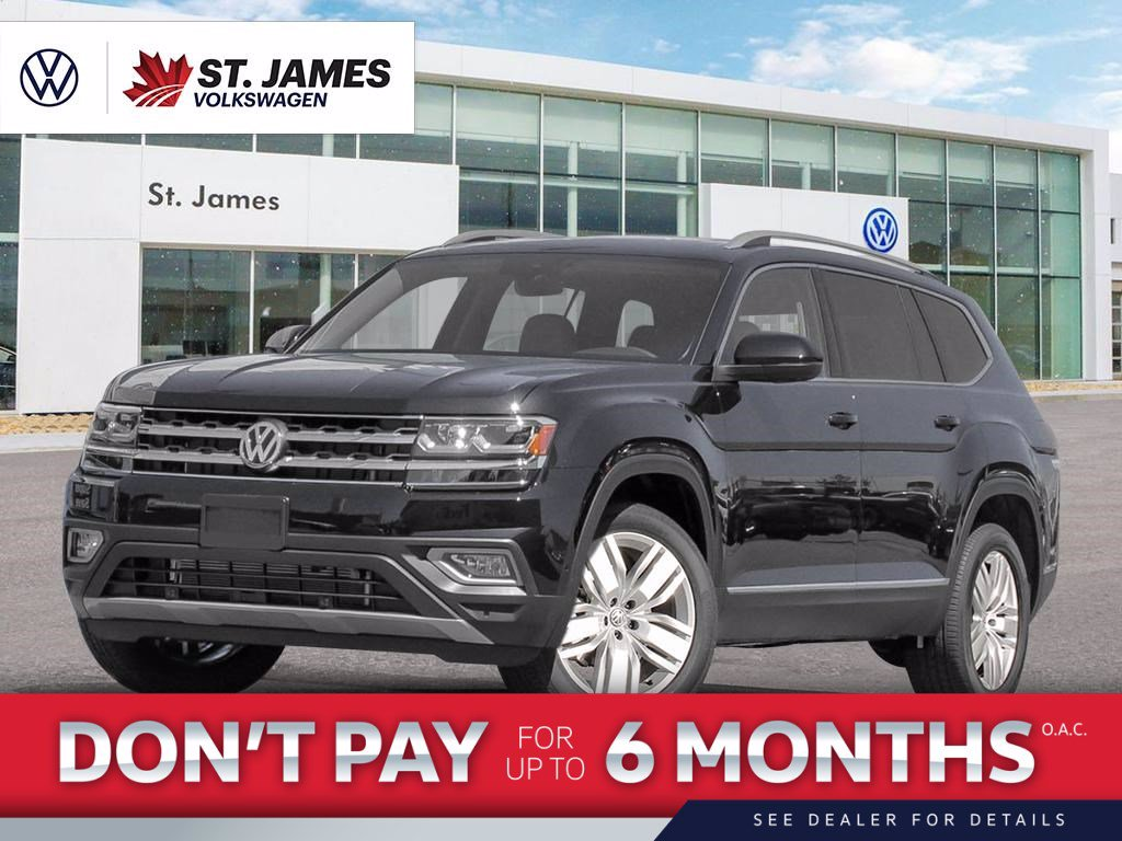 Pre-Owned 2019 Volkswagen Atlas Execline ***DEMO***