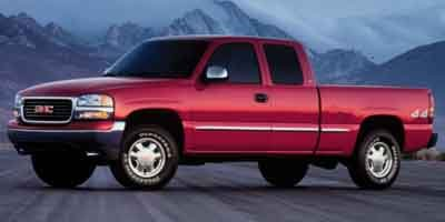 Pre-Owned 2001 GMC Sierra 1500 SL ***AS-TRADED***