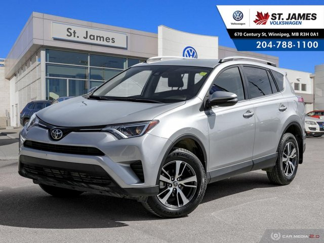 Pre-Owned 2018 Toyota RAV4 LE BLUETOOTH, HEATED SEATS, REAR VIEW CAMERA