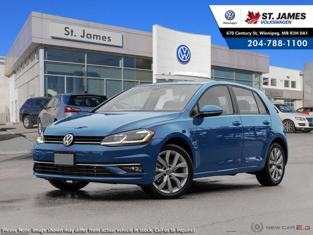 Pre-Owned 2018 Volkswagen Golf Highline