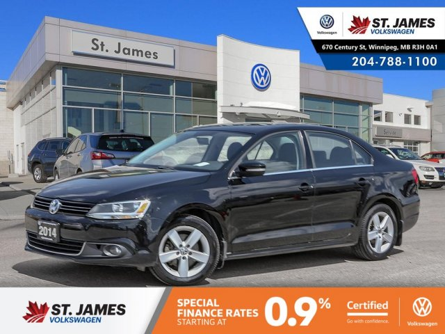 Certified Pre-Owned 2014 Volkswagen Jetta Sedan Comfortline 2.0 TDI, HEATED SEATS, 16 ALLOY RIMS
