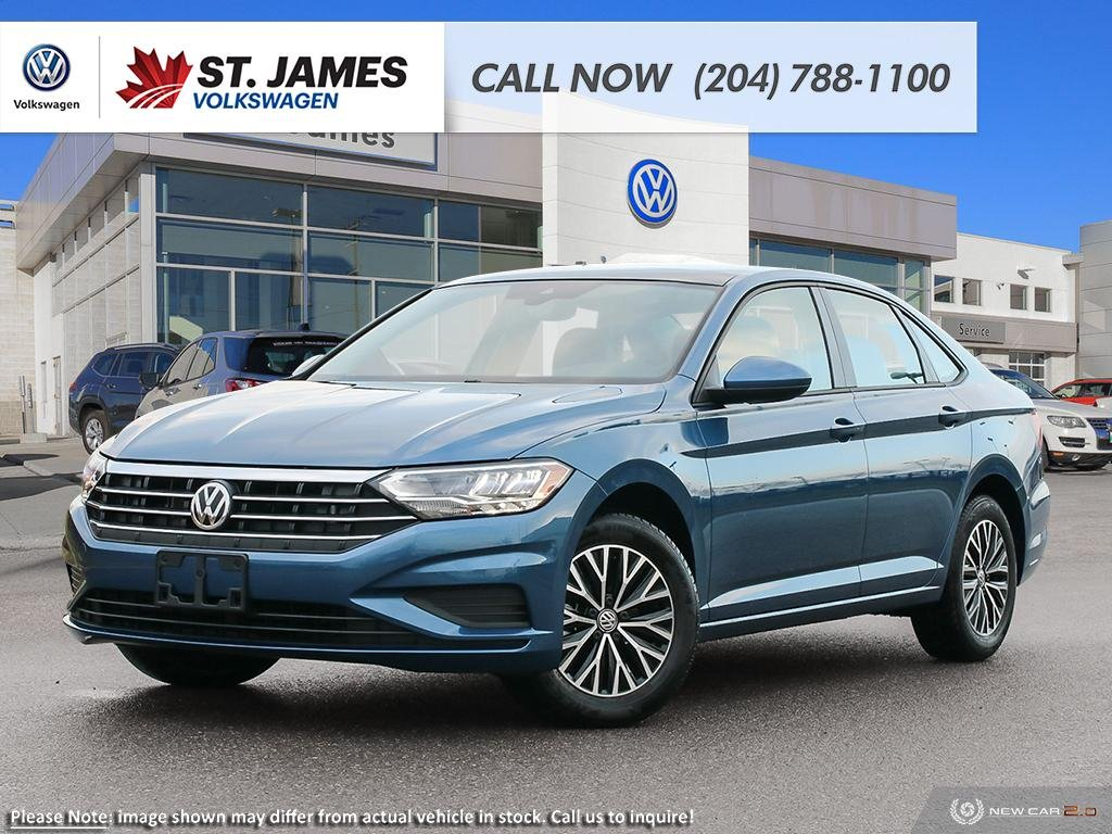 Pre-Owned 2019 Volkswagen Jetta Highline ***DEMO*** Price includes Winter tire Package