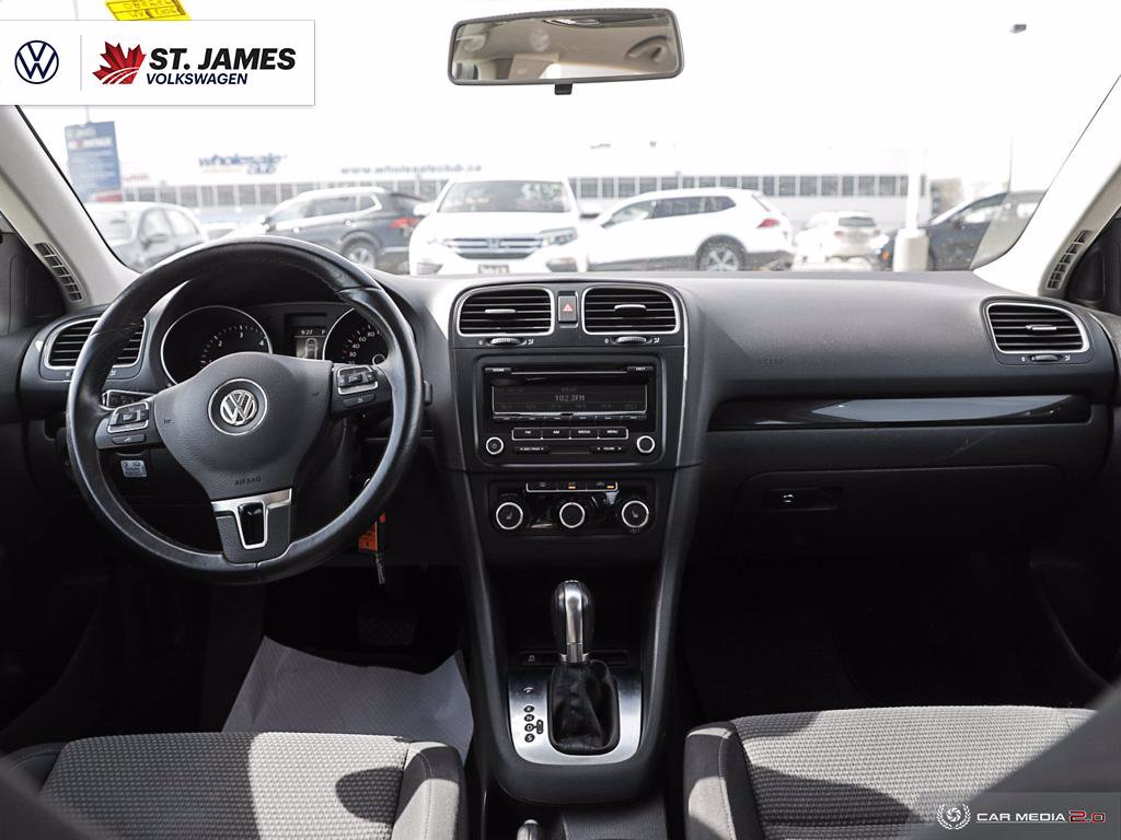 Pre-Owned 2013 Volkswagen Golf Wagon Comfortline 2.0TDI DSG, HEATED SEATS, BLUETOOTH, 5.8L/100KM'S