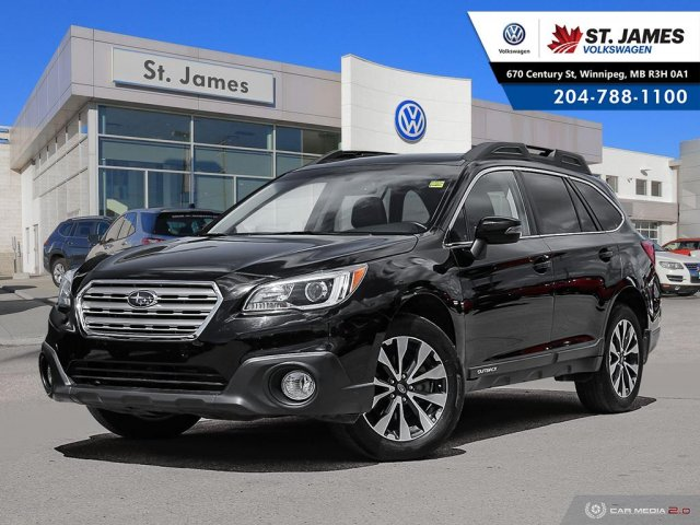 Pre-Owned 2016 Subaru Outback 3.6R w/Limited Pkg