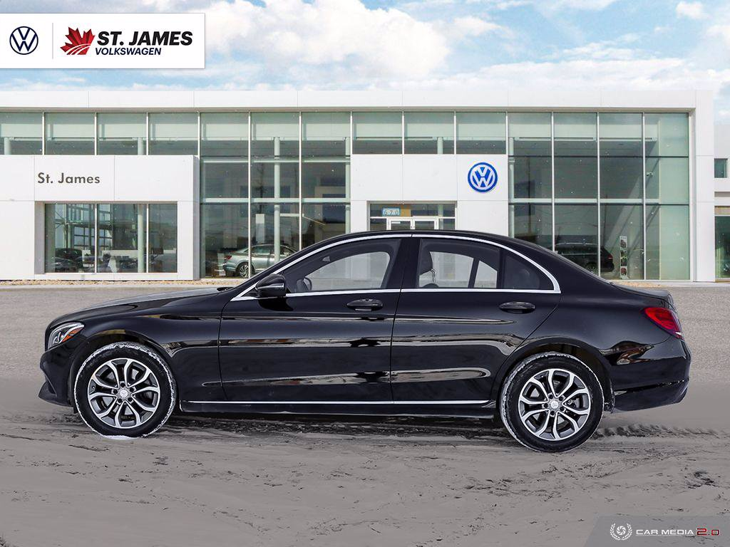 Pre-Owned 2016 Mercedes-Benz C-Class C 300 2.0L, Clean CarFax, Blind Spot Sensor, Memory Seats, Heated Seats, Mirror Memory