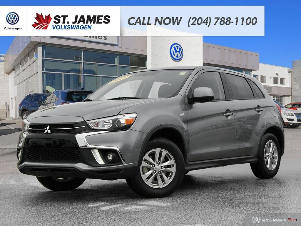 Pre-Owned 2019 Mitsubishi RVR SE 4WD, HEATED SEATS, BLUETOOTH, TOUCH SCREEN