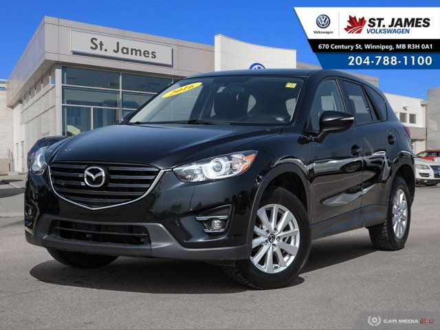 Pre-Owned 2016 Mazda CX-5 GS REAR VIEW CAMERA, HEATED SEATS, REAR VIEW CAMERA