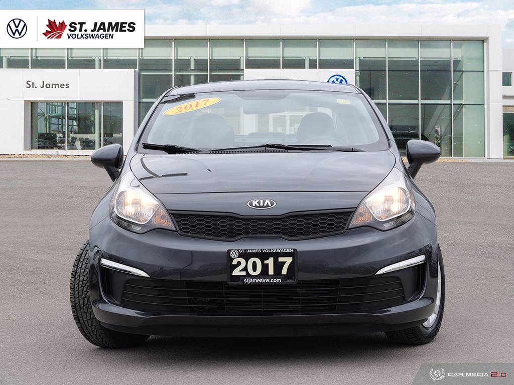 Pre-Owned 2017 Kia Rio LX+ 1.6L One Owner, 15 Wheels, Bluetooth, Heated Seats
