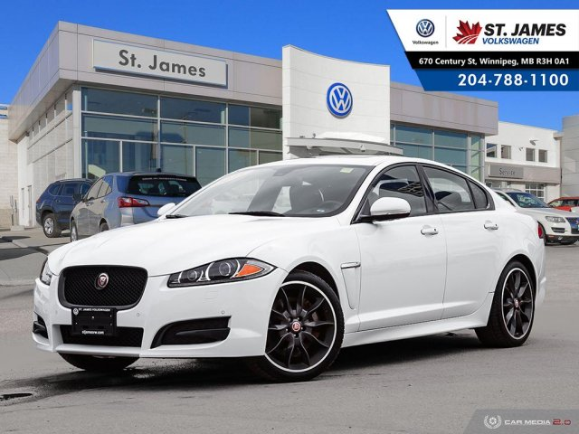 Pre-Owned 2015 Jaguar XF Sport LEATHER, SUNROOF, HEATED SEATS