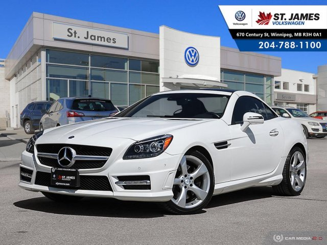 Pre-Owned 2015 Mercedes-Benz SLK SLK 250 HARD TOP CONVERTIBLE, HEATED SEATS, BLUETOOTH