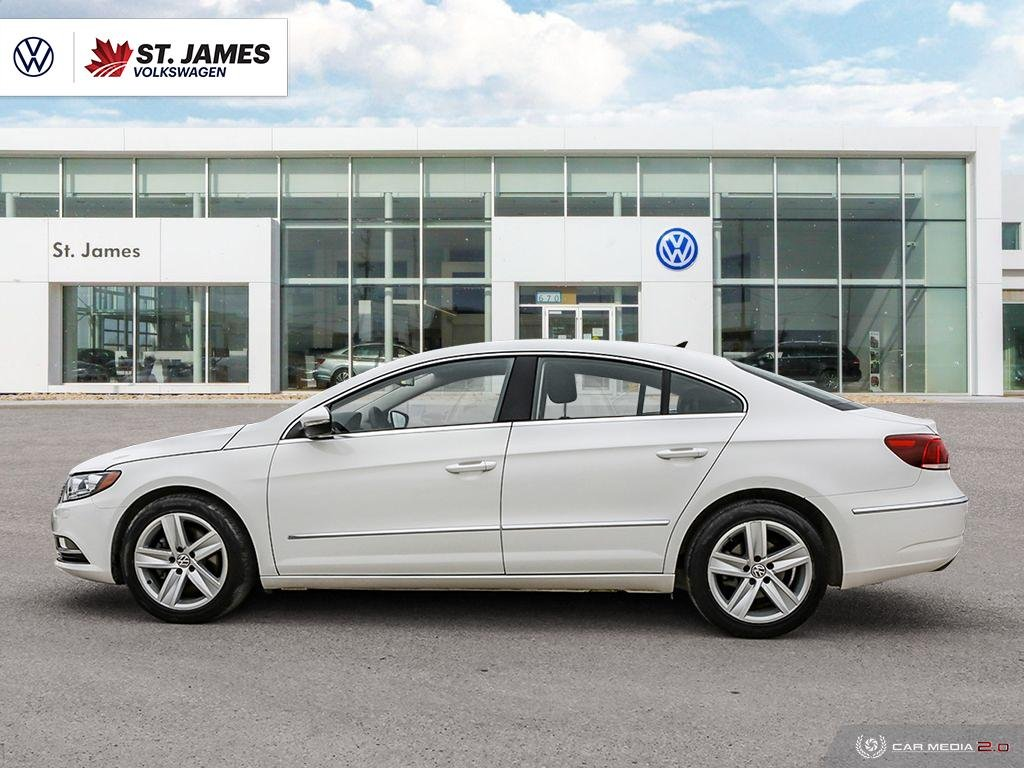 Pre-Owned 2013 Volkswagen CC Sportline Clean CarFax, One Owner, Bluetooth