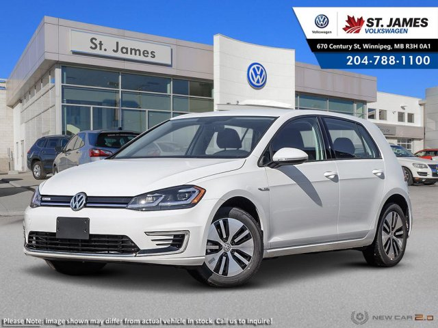 New 2019 Volkswagen e-Golf Comfortline