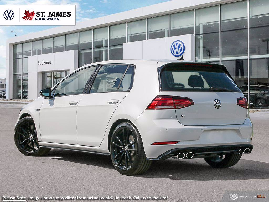 Pre-Owned 2019 Volkswagen Golf R ***DEMO***