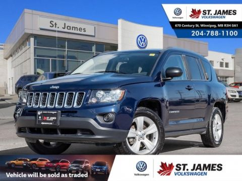 Pre-Owned 2013 Jeep Compass North *** AS TRADED ***