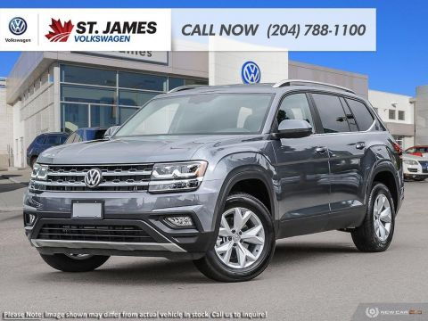 Pre-Owned 2019 Volkswagen Atlas Comfortline ***DEMO***