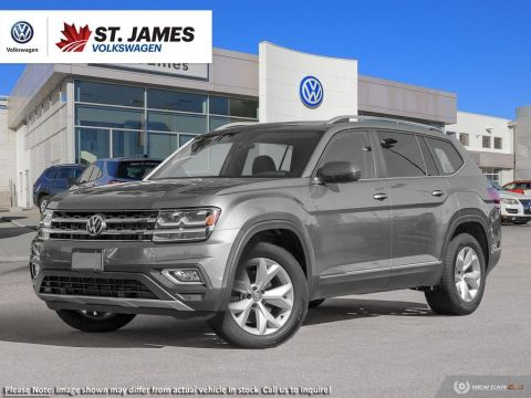 Pre-Owned 2019 Volkswagen Atlas Highline ***DEMO*** Price includes Winter Wheel Package