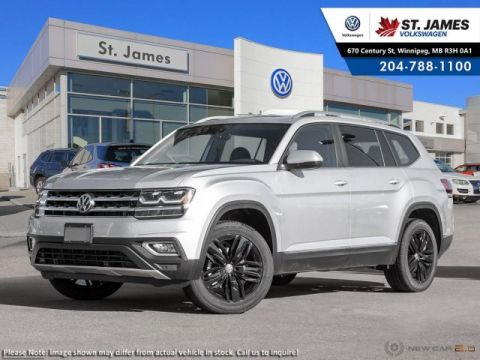 Pre-Owned 2018 Volkswagen Atlas Highline ***DEMO***