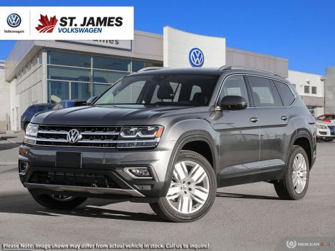 Pre-Owned 2019 Volkswagen Atlas Execline ***DEMO*** Price Includes Winter Tire Package