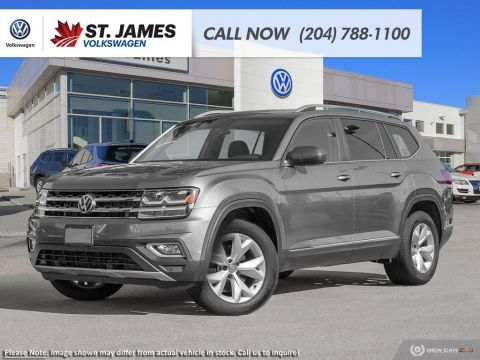 Pre-Owned 2019 Volkswagen Atlas Highline ***DEMO***