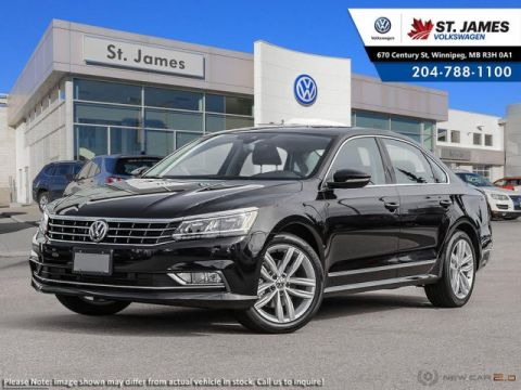 Pre-Owned 2018 Volkswagen Passat Highline ***DEMO***