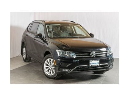 New 2018 Volkswagen Tiguan Trendline 4MOTION ***2018 MODEL YEAR CLEAR OUT***
