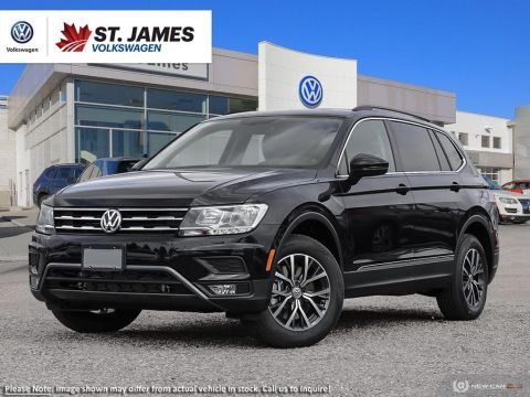 Pre-Owned 2019 Volkswagen Tiguan Comfortline ***DEMO*** Price Includes Winter Tire Package