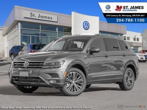 Pre-Owned 2019 Volkswagen Tiguan Highline