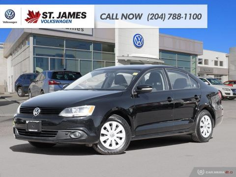 Pre-Owned 2014 Volkswagen Jetta Sedan Trendline+ 2.0TDI, HEATED SEATS, AMAZING ON FUEL!