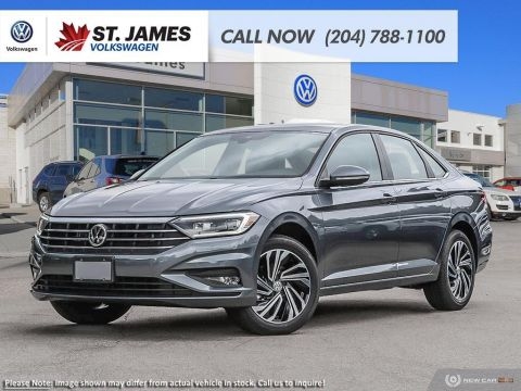 Pre-Owned 2019 Volkswagen Jetta Execline ***DEMO***