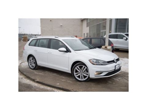 New 2018 Volkswagen Golf SportWagen Highline