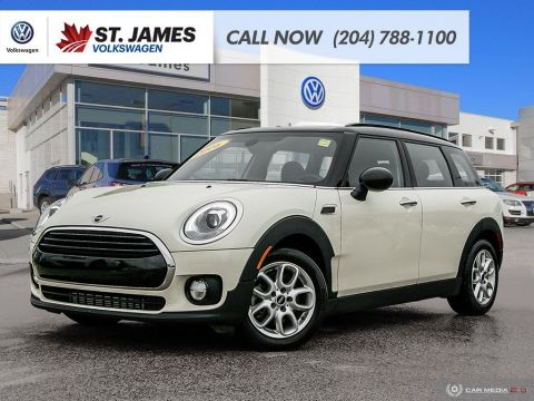 Pre-Owned 2016 MINI Cooper Clubman LEATHER, HEATED SEATS, BLUETOOTH, MEMORY SEAT