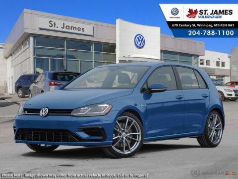 Pre-Owned 2018 Volkswagen Golf R ***DEMO***